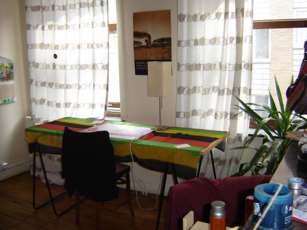 Petite annonce 111562 : Liege appartement lumineux StLuc Barbou ULg XX Ao�t