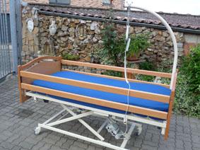Petite annonce 111854 :   lit m�dicalis� �lectrique rel�ve le lit a hauteur pour les soins