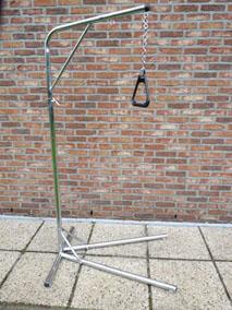 Petite annonce 112145 : potence sur socle r�glable en hauteur Pour se relever plus facilement
