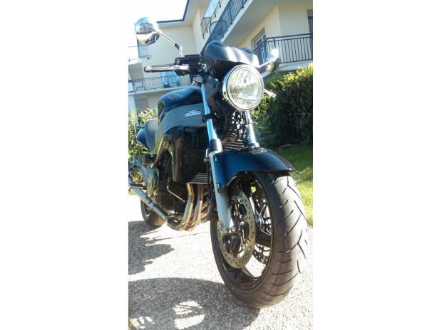 Petite annonce 112281 : Moto HONDA Deauville 650
