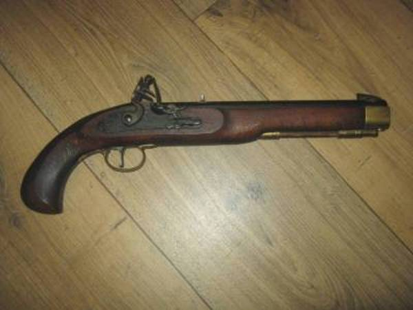 Petite annonce 112555 : pistolet silex
