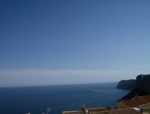 Petite annonce 112579 : location Espagne Costa Blanca avec vue panoramique sue le mer
