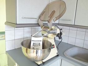 Petite annonce 113181 :   p�trin professionnel  10 litres marque dough mixer