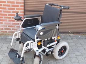 Petite annonce 113238 :   fauteuil roulant �lectrique squod vermeiren