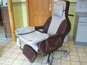 Petite annonce 113342 :  fauteuil coquille �lectrique relax grand confort anatomique , assise 50 cm