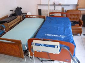 Petite annonce 113363 :  matelas th�rapeutique articulable et adaptable sur tout type de lit