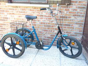 Petite annonce 113495 :   tricycle orthop�dique 20 pouces