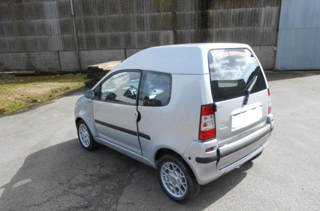 Petite annonce 114013 : Don Sans Permis Aixam Minivan